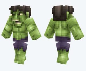 Skin de Hulk