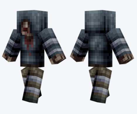 Skin de Hunter