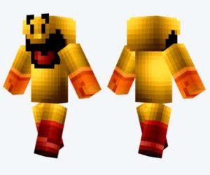 Skin de Pac-Man