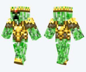 Skin de Rey Creeper
