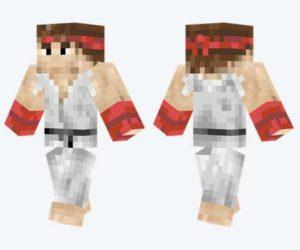 Skin de Ryu