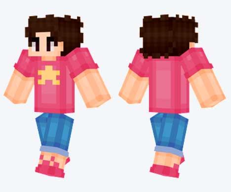 Skin de Steven Universe