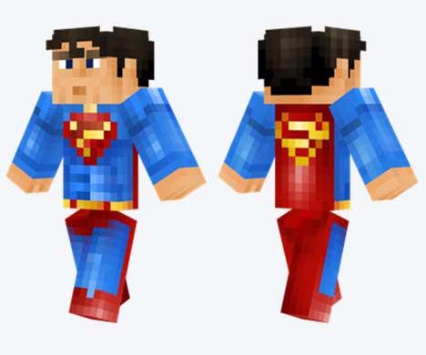 Skin de Superman
